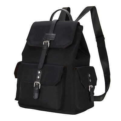 Waterproof Women Durable School Backpack Girl Daily Travel Bag Satchel Rucksack