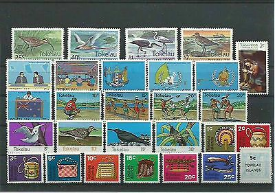 10.921/ Lot / Mixture ** MNH Tokelau