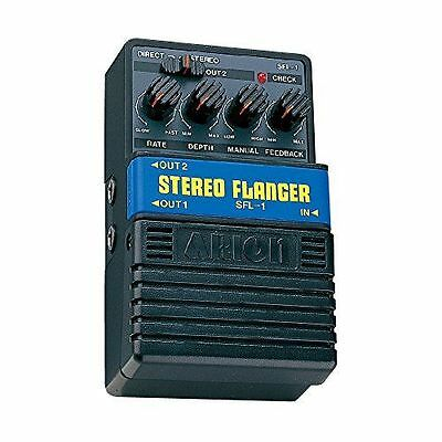 Arion - SFL-1 Pédale Stereo Flanger pour guitare - [797203] NEUF