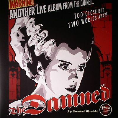 THE DAMNED Another Live Album From...  2014 UK ltd red vinyl 2-LP SEALED/NEW