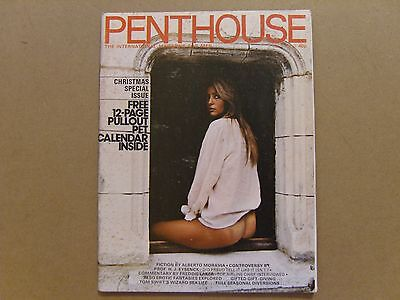 VINTAGE PENTHOUSE MAGAZINE - DECEMBER 1971 - Volume 6 Number 9