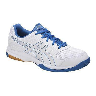 Asics Mens Gel-Rocket 8 Indoor Court Shoes | Squash Badminton Volleyball Trainer