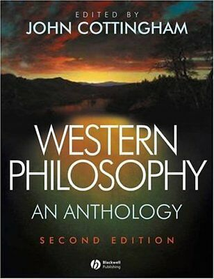 Western Philosophy: An Anthology (Blackwell Philosophy Antholo... Paperback Book