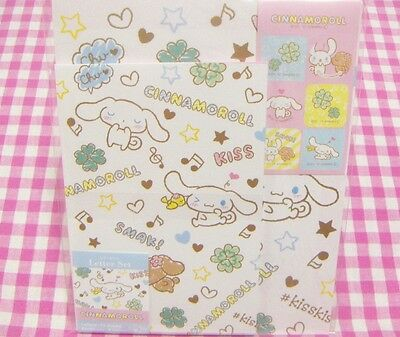 Sanrio Cinnamoroll Clover Letter Set / Made in Japan 2017 Stationery