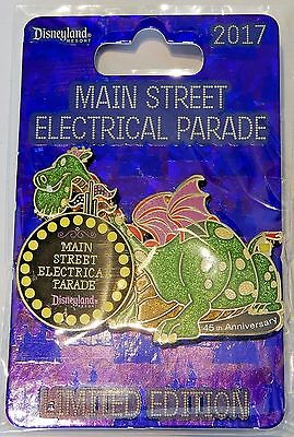 Disneyland Pin - Main Street Electrical Parade 45th Anniv - Limited Edition 2000
