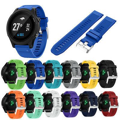 Replacement Silicagel Quick Release Kit Band Strap For Garmin Forerunner 935 Hot