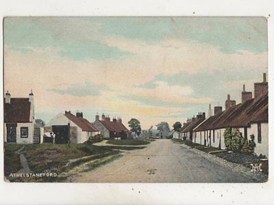 Athelstaneford East Lothian Scotland 1906 Postcard C Hally