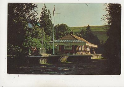 Lochearnhead Scout Station Perthshire Scotland Postcard