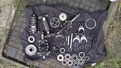 HONDA NSR125 ENGINE GEARBOX jc20 but may fit jc22