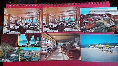 Portugal, 6 x vintage, Blank, Colour, Scenic, Postcards. Various views & years.