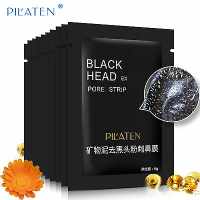 1 - 100 Black Head Peel Off Killer Maske Pilaten Gesichtsmaske Pickel Mitesser