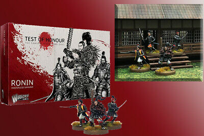 Warlord Games Test Of Honour Ronin Wargame