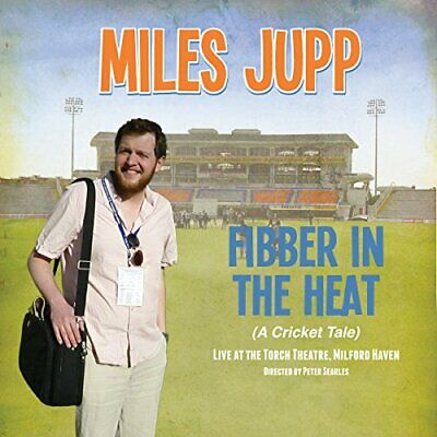 Miles Jupp - Fibber in the Heat [DVD] - DVD  0IVG The Cheap Fast Free Post