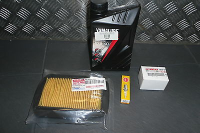 Yamaha   MT125 mt-125 genuine Yamaha service kit includes oil
