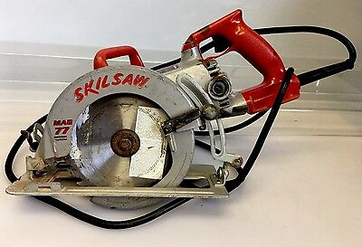 Skilsaw Mag 77  HD77M Worm Drive 7 1/4 Saw