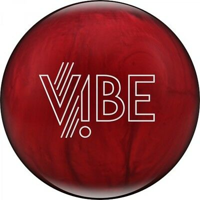 Hammer Vibe Cherry Reactive Bowling Ball for Beginners and Profis