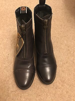 ARIAT HERITAGE111 women's  riding boots size 4.5 UK NEW!