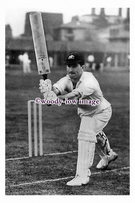 rs0418 - Australian Test Cricketeer - Clayvel ( Jack ) Badcock - photograph