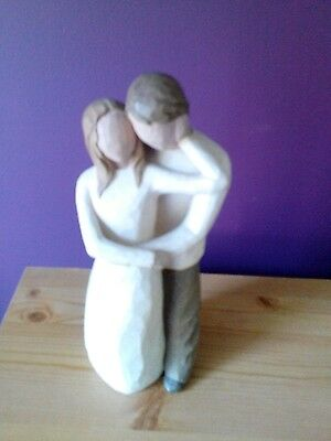 Willow tree ' together' figurine