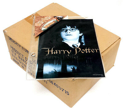Pack of 72 Harry Potter and the Philosopher's Stone Ziplock Pouches Wholesale A5