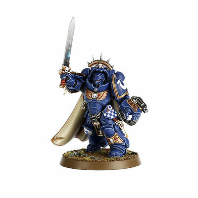Primaris Space Marine Captain in Gravis Armour - Dark Imperium - Warhammer 40k