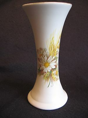 "NICE 8.5"" SUMMER FLARED FLOWER VASE PURBECK POTTERY (Late Poole) c.1960's EX"