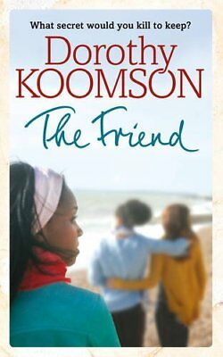 The Friend by Koomson, Dorothy Book The Cheap Fast Free Post