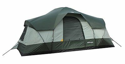 Tahoe Gear Olympia 10 Person 3 Season Family Camping Cabin Tent | TGT-OLYMPIA-10