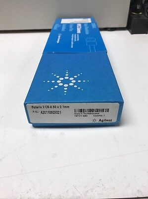 Polaris 3 C8-A 50 x 2.1mm Agilent A2011050X021