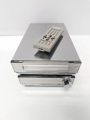 PANASONIC SC-DT100 5.1 Channel Home Cinema System SILVER Boxed - N37