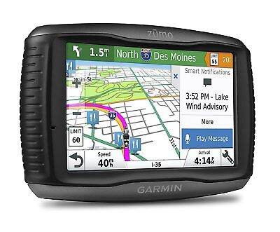 "Garmin ZUMO 595LM 5"" Motorbike Satellite Navigation Sat Nav, UK and Full Europe"
