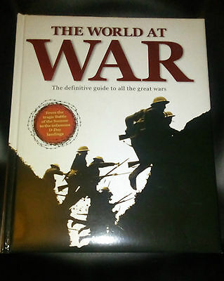 The World At War (Ww1 And Ww2) Book
