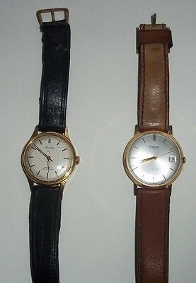 Mauthe And  Exactus / German And Swiss Watches