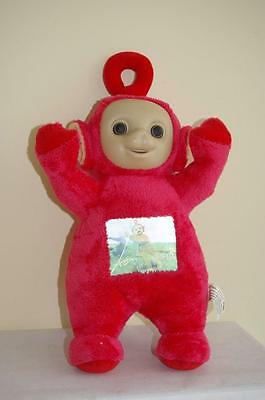 Tomy Teletubbies Po Soft Plush Toy