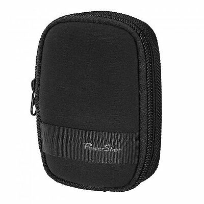 NEW Canon DCC-420 Digital Camera Soft Carry Case Pouch for PowerShot Black;