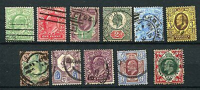 KEVIII Selection of Used Definitives