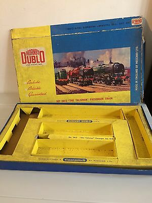 Hornby Dublo Empty Box The Talisman Passenger Train Set 2015