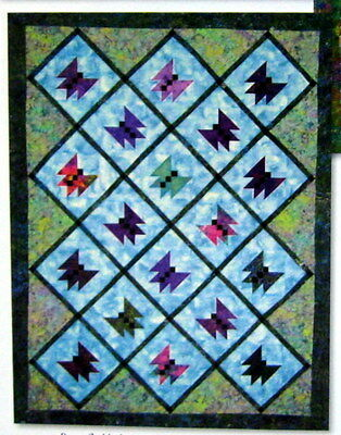 Trading Butterflies Quilt Pattern - Perfect for Block Exchange!
