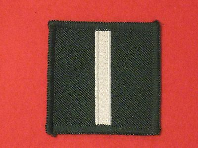 British Army Green Howards TRF Badge in mint condition