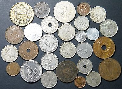WCA Interested Lot of World Coins