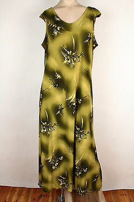 NEW WOMEN DRESS  sizes  16/18  LADIES  SLEEVELESS  LONG TUNIC  8905