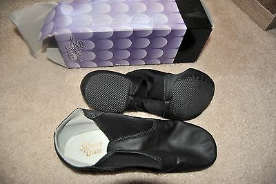 Women's Size 10 Jazz Boots From Dance Class By Trimfoot Company Black