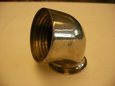 Phonograph Gramophone Parts - Columbia Rear Mount Horn Elbow