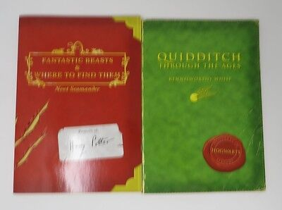 Harry Potter Fantastic Beasts & Where to Find Them Quidditch Through the Ages L2