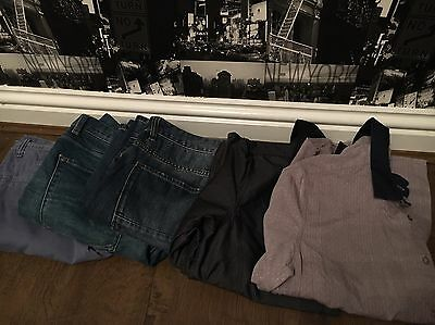 Job Lot Of Men's Clothes Size 34, Jeans & Shirts, Next, New Look