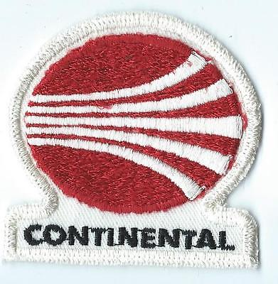 Continental Airlines Patch
