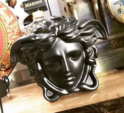 VERSACE MEDUSA GORGONA with a key BREAK BANK MONEY BOX ROSENTHAL NEW SALE