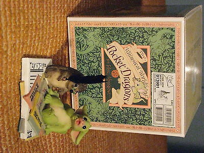 I Owe How Much??? Pocket Dragons MIB 2003 Real Musgrave
