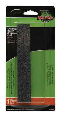 Gator  Grinding Wheel Dressing Stick  6 in. Dia. x 1 in. thick  x 1 in.