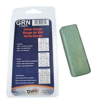 Dico  4.5 oz. Buffing Compound, 7100970(GRN)